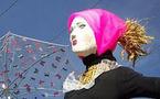 La burqa, un parfait épouvantail !