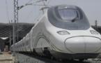 Le TGV Médine-La Mecque en service en septembre 2018, après le hajj