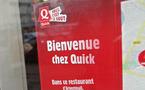 Un élu UMP en guerre contre le Quick halal