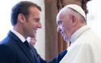Macron chanoine de Latran : mais quel est ce titre décerné par le Vatican ?