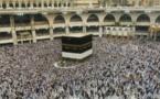 Hajj 2018 : le nombre de pèlerins du Nigéria en forte chute