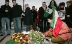 Commémoration du premier anniversaire de la disparition de Yasser Arafat