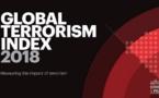 Le terrorisme, un fléau mondial qui a fait moins de morts en 2017