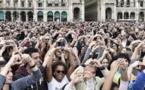 Italie : une manifestation monstre organisée à Milan contre le racisme (vidéo)