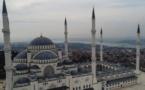A Istanbul, la plus grande mosquée de Turquie est désormais ouverte au public