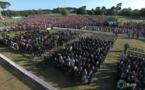 A Christchurch, une cérémonie nationale à la mémoire des victimes fait battre le cœur de la Nouvelle-Zélande