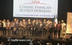 Une réforme des statuts du CFCM adoptée dans la difficulté
