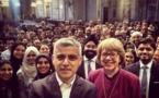 Ramadan : un iftar interreligieux célébré dans la cathédrale Saint-Paul de Londres