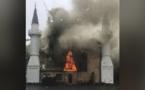 États-Unis : une mosquée victime d'un incendie criminel dans le Connecticut