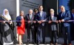 Une inauguration en grande pompe pour l'Institut français de civilisation musulmane à Lyon avec Castaner