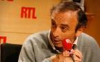 RTL met fin à sa collaboration avec Eric Zemmour, pas Paris Première
