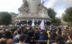 Au rassemblement contre l'islamophobie à Paris, le ras-le-bol des manifestants exprimé avec force