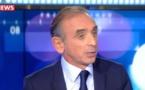 Les élus du personnel de Canal + veulent l'éviction d'Eric Zemmour de l'antenne de CNews