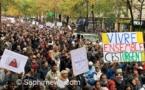 « Nous aussi sommes la Nation ! » : le succès de la marche contre l'islamophobie à Paris au rendez-vous