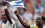 L'équipe du Ghana  s'excuse pour avoir brandi le drapeau israélien