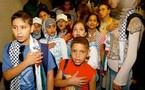 11 enfants de Chatila fêtent le 14 juillet