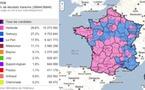 Présidentielle 2012 : les résultats du 1er tour