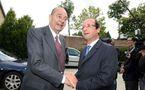Présidentielle 2012 : les Chirac vont voter pour Hollande, embarras à l'UMP