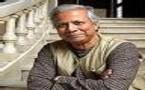 Muhammad Yunus, prix nobel de la paix