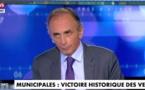 « Comme par hasard » : Zemmour moqué pour son délire complotiste liant la couleur des Verts à l'islam