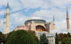 Turquie : la reconversion de Sainte-Sophie en mosquée actée