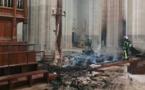 Après l'incendie de la cathédrale de Nantes, des messages de solidarité des musulmans