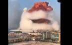 Liban : Beyrouth sonnée par une double explosion au port, plus de 135 morts