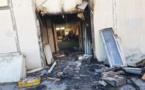 La mosquée Omar de Bron ravagée par un incendie, les musulmans dénoncent un acte criminel
