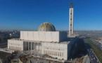 Une inauguration prévue le 1er novembre pour la Grande Mosquée d'Alger (vidéo)