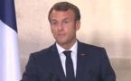 Emmanuel Macron dénonce la répression « inacceptable » des Ouïghours par la Chine