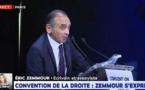 Convention de la droite : Eric Zemmour condamné pour provocation à la haine envers les musulmans