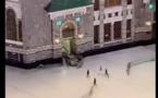 La Mecque : un Saoudien arrêté après avoir foncé en voiture sur le lieu saint de l'islam (vidéo)