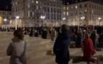 Face à la suspension des messes publiques, des catholiques se mobilisent par des prières de rue