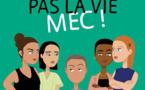 M'explique pas la vie, mec !, la BD féministe engagée de Rokhaya Diallo et Blachette