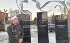 Un monument hommage aux victimes de l'attentat à la mosquée de Québec inauguré