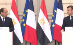 France-Egypte : Macron refuse de conditionner la coopération avec Al-Sissi au respect des droits humains