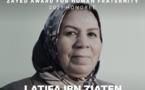 Latifa Ibn Ziaten et Antonio Guterres, premier lauréats du Prix Zayed pour la fraternité humaine