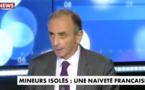 Le délire xénophobe d'Eric Zemmour étalé sur CNews sanctionné par le CSA