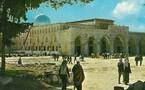 Jérusalem : al-Aqsa en danger