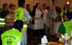 Ramadan : Repas sous chapiteau et colis, les associations se mobilisent