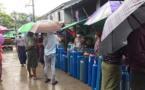 Covid-19 : en Birmanie, une mosquée à la rescousse d'habitants en manque d'oxygène