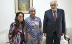 Des représentants de Ouïghours en France reçus par la Grande Mosquée de Paris
