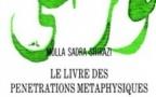 Le Livre des pénétrations métaphysiques
