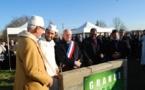 Goussainville : la première pierre de la mosquée posée, prête pour « 2015 »