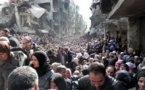 Syrie : Yarmouk, symbole du désastre humanitaire voulu par le régime