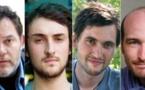 De l'ombre à la lumière, les ex-otages de Syrie de retour en France