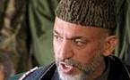 Hamid Karzaï en visite aux Etats-Unis