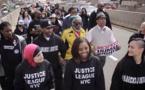 #March2Justice : New York-Washington, la longue marche de l'égalité pour tous