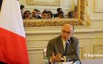 Cazeneuve : avec les musulmans « porter haut et loin les valeurs de la République »