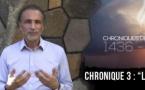 La spiritualité [Chronique 3]